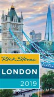 Rick Steves' London, 2019