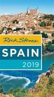 Rick Steves' Spain, 2019