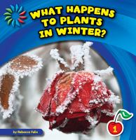 What Happens to Plants in Winter?
