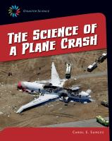 The Science of A Plane Crash