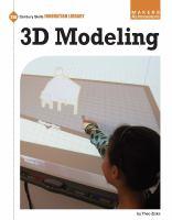 3D Modeling