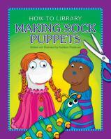 Making Sock Puppets
