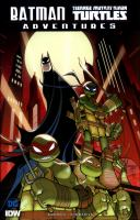 Batman Teenage Mutant Ninja Turtles Adventures