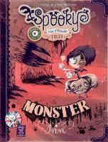 Spooky & the Strange Tales
