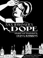 Sax Rohmer's Dope