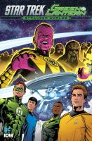 Star Trek, Green Lantern