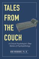 Tales From the Couch