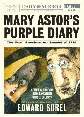 Cover image for Mary Astor's Purple Diary