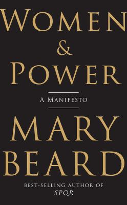 Women and Power: A Manifesto book jacket