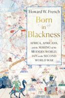 Born in Blackness