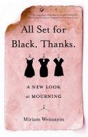 All Set for Black, Thanks