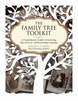 Image: The Family Tree Toolkit