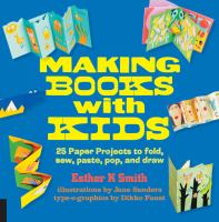 Making Books With Kids