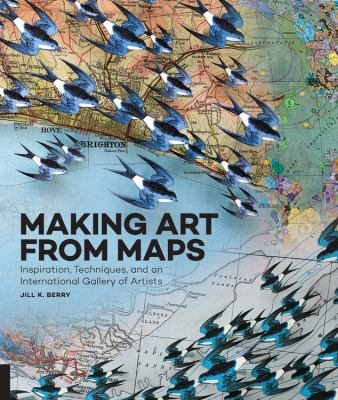 Cover image for Making Art From Maps