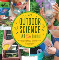 Image: Outdoor Science Lab for Kids