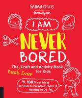 I Am Never Bored