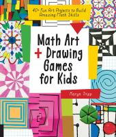Math Art + Drawing Games for Kids