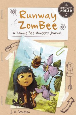 Runway Zombee:  A Zombie Bee Hunter's Journal(book-cover)
