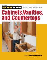 Cabinets, Vanities & Countertops