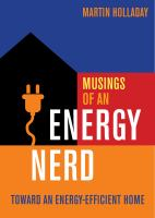 Musings of An Energy Nerd