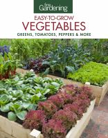Fine Gardening Easy-to-grow Vegetables