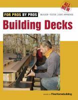 All New Building Decks