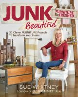 Junk Beautiful Furniture Refreshed