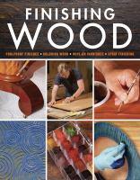 Finishing Wood
