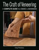 The Craft Of Veneering