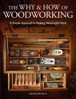 The Why & How of Woodworking