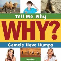 Camels Have Humps