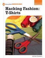 Hacking Fashion : T-shirts