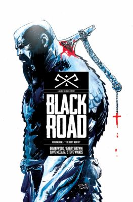 Cover image for Black Road