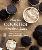 Classic Cookies With Modern Twists