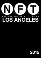 NFT, Not For Tourists Guide to Los Angeles