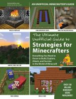 The Ultimate Unofficial Guide to Minecraft® Strategies