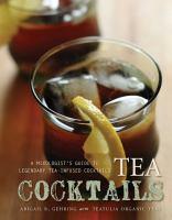 Teatulia Tea Cocktails