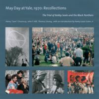 May Day at Yale, 1970