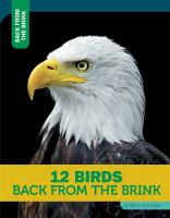 12 Birds Back From The Brink