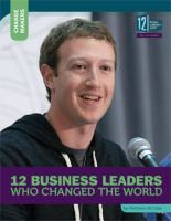 12 Business Leaders Who Changed the World