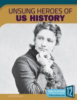 Unsung Heroes of U.S. History