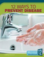 12 Ways to Prevent Disease