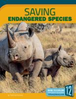 Saving Endangered Species