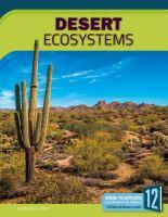 Desert Ecosystems