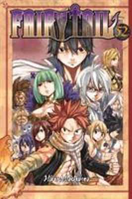Cover image for Fairy Tail