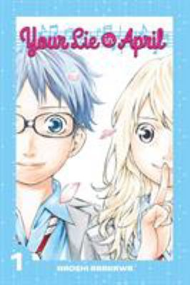 Cover image for Your Lie in April