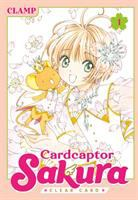 CARDCAPTOR SAKURA: CLEAR CARD 1 [graphic Novel]