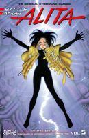 Battle Angel Alita. Volume 5