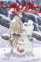 Battle Angel Alita, Mars Chronicle