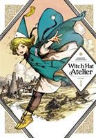 Witch Hat Atalier Vol 1 by Kamome Shirahama